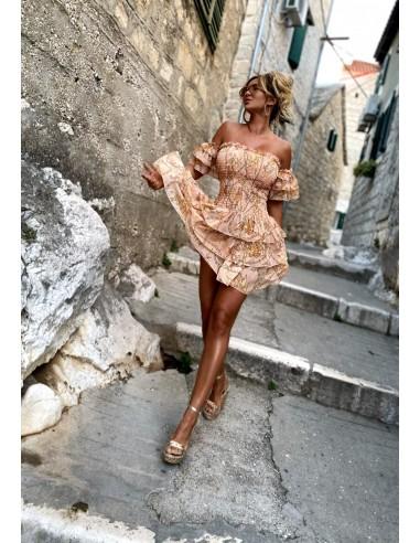Szyfonowa sukienka Just Unique